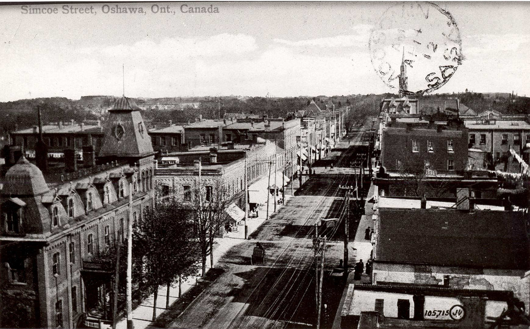 Photograph from The Thomas Bouckley Collection<br>The Robert McLaughlin Gallery, Oshawa